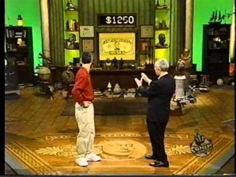 Win Ben Steins Money - steve on quot win ben stein s money quot part 2 youtube