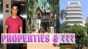 aamir khan home in mumbai and panchgani property