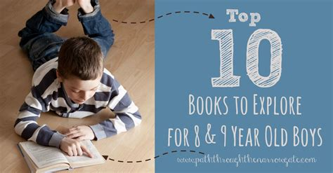 9 best book series for teenage boys top ten books to explore books for 8 9 year old boys