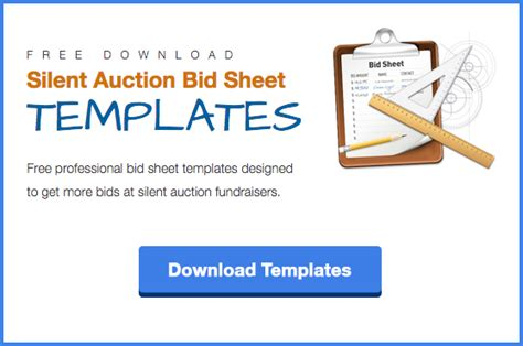 Search Results For Silent Auction Bid Sheet Template Calendar 2015 Auction Bid Cards Template