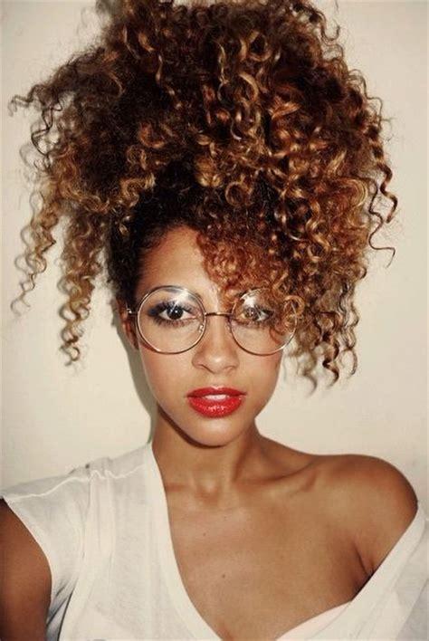 tendencias cabello rizado 2016 la moda en tu cabello cabello recogido rizado