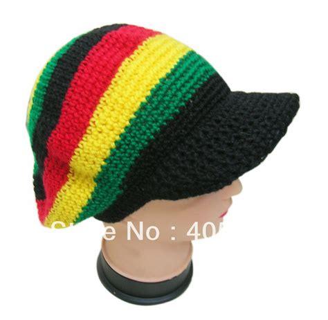 jamaican knit hats aliexpress buy rasta hat beanies knit hats beret