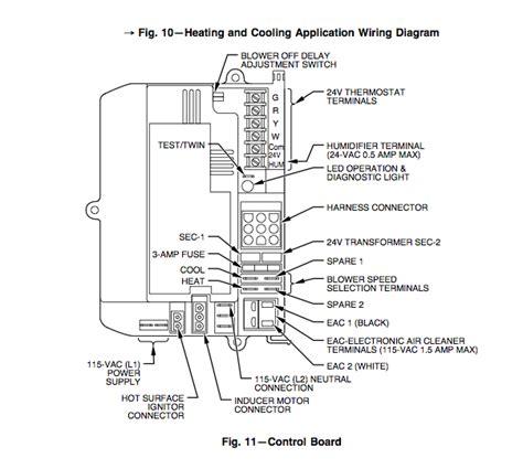carrier weathermaker 8000 parts diagram weathermaker 8000 not working
