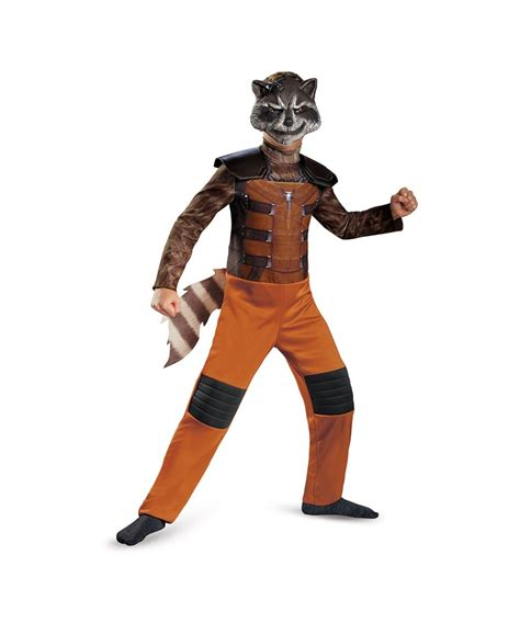rocket raccoon costume rocket raccoon boys costume boys costume