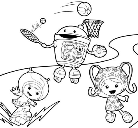 nick jr free coloring pages az coloring pages