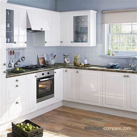 10 images about white painted shaker kitchens on