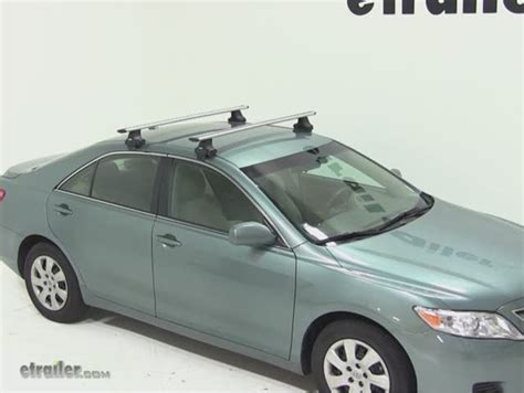 Camry Roof Rack by Thule Roof Rack For Toyota Camry 2011 Etrailer