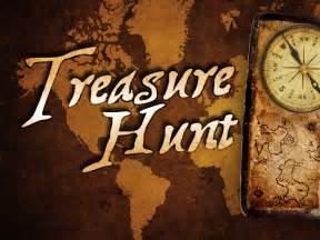 vmg206 lns treasure hunt teaser
