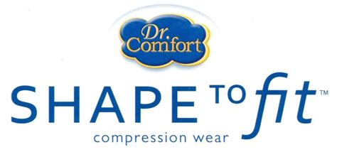 dr comfort shape to fit compression socks and stockings