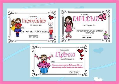 diplomas de madre diplomas cristianos para el dia de las madres