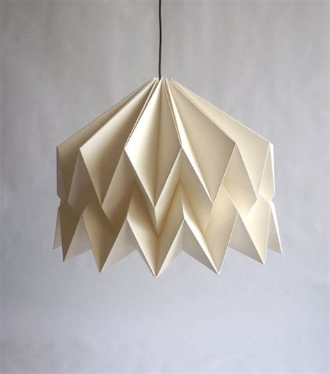 Really Origami - 25 best ideas about paper lshade on paper