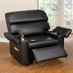 Plus Size Recliner Chairs by Wide Shiatsu Massaging Recliner Ottoman Large Chairs Seating Brylanehome