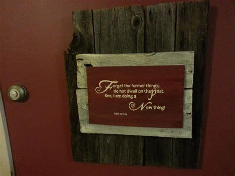 Barn Board Decor barn board scripture decor barn board decor