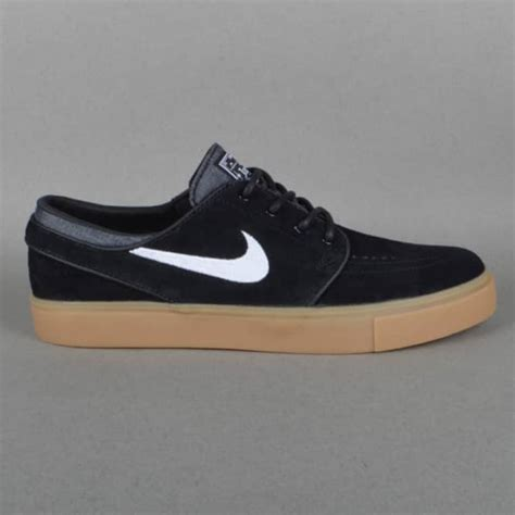 Sepatu Nike Stefan Janosky Brown White nike sb zoom stefan janoski skate shoes black white gum light brown skate shoes from