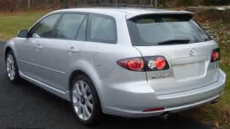 2006 mazda 6 sport wagon v6 automatic related infomation