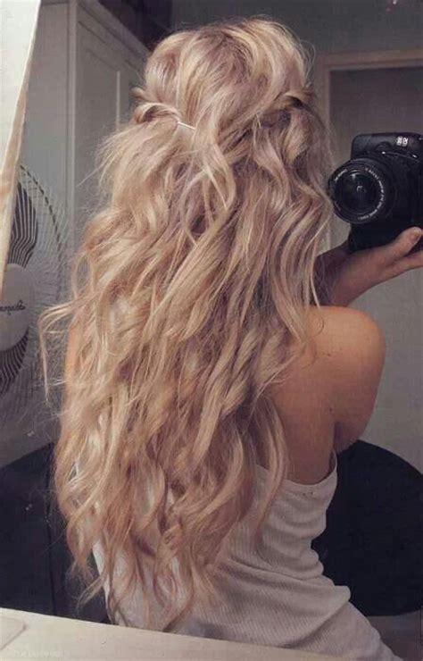 hairstyles curls waves long beach waves hair styles pinterest