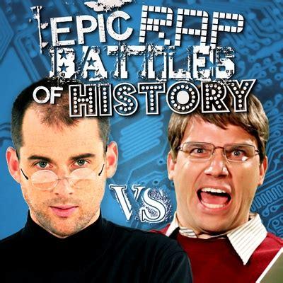 bill gates vs steve jobs epic dance battles of history mp4 jpg steve jobs vs bill gates epic rap battles of history wiki
