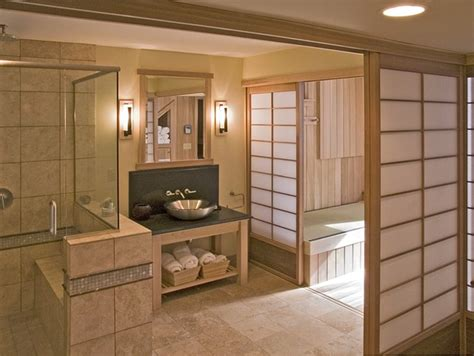 Japanese Bathrooms Design Japanese Bathroom Asian Bathroom Minneapolis By Orfield Remodeling Inc