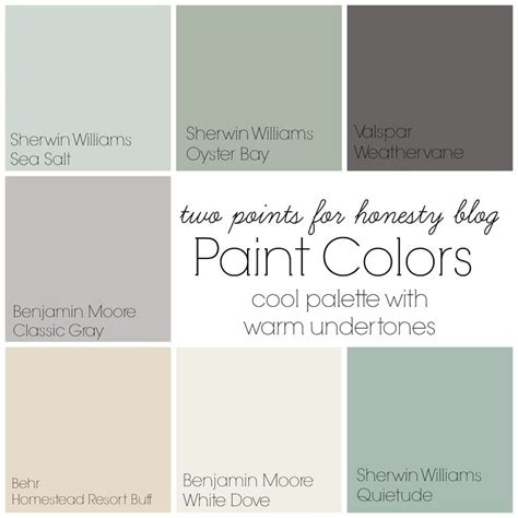 25 best ideas about paint color palettes on paint palettes house colour