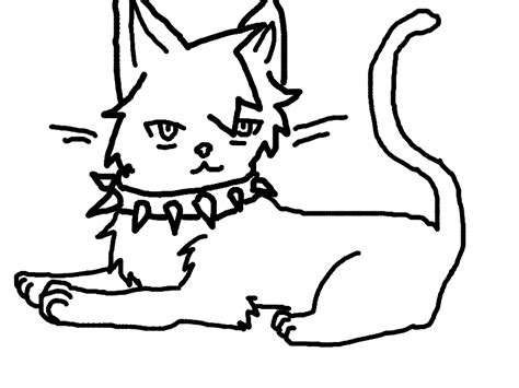 warrior cat coloring pages online warriors cats coloring pages coloring home