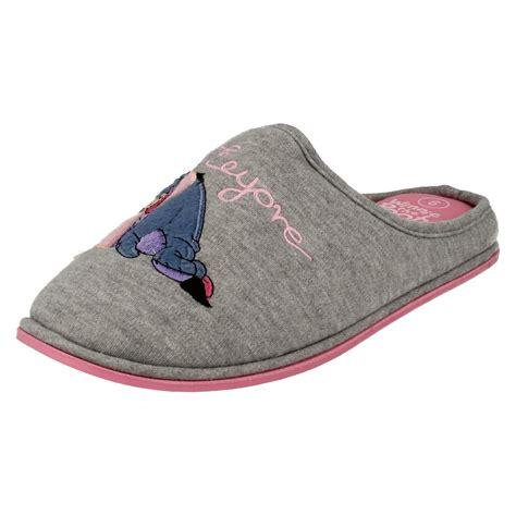 eeyore slippers winnie the pooh mule slippers eeyore ebay