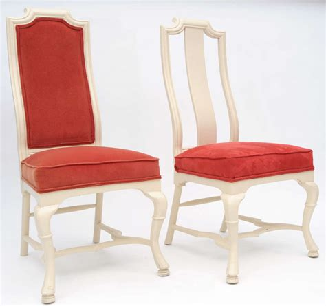 queen anne dining room chairs queen anne dining chairs at 1stdibs