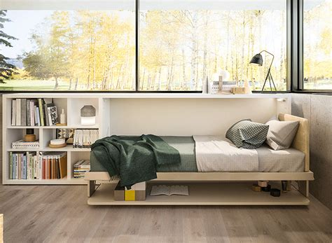 desk and bed in small room 13 amazing exles of beds designed for small rooms