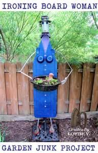 Spray Painting Glass Vases Diy Quot Junk Quot Garden Art The Garden Glove