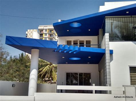house designed by architect modern house design architects ashwin architects bangalore