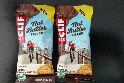 Clif Bar Shelf by New Snacks Products Debut At Mclane Trade Show Cs