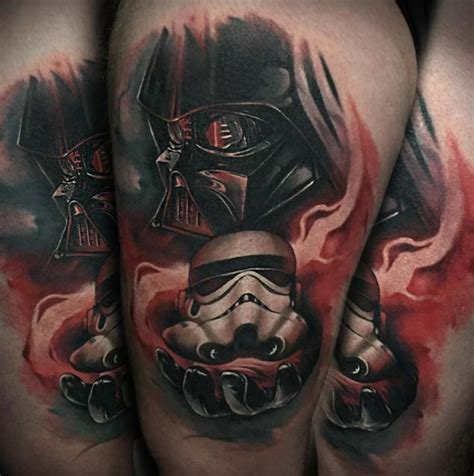 star wars tattoo designs 50 amazing wars designs tattooblend