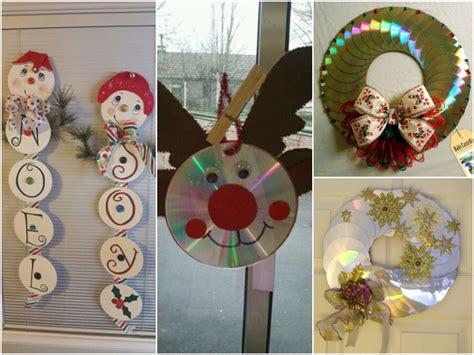 decoraci n navide a c mo hacer un rbol de navidad 14 ideas para hacer adornos de navidad con cds solountip com