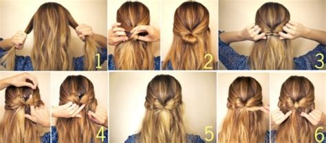 How To Do A Bow Hairstyle by How To Style A Hair Bow Fashionisers