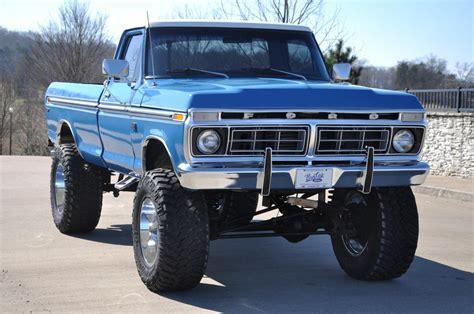 ford ranger 4x4 1973 ford f 100 ranger 4x4