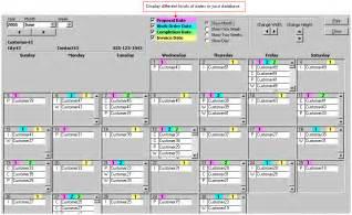 Access Calendar Template by Free Microsoft Access Calendar Template Calendar