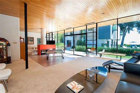 pacific palisades top property eames and saarinen s