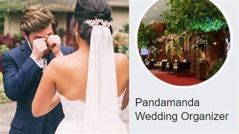 viral pasangan pengantin ditipu wo makanan tak datang