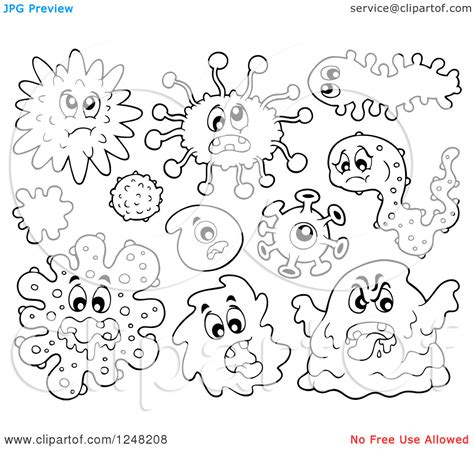 pin bacteria coloring worksheet on pinterest