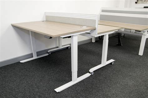 desk height for 6 2 altitude 2 height adjustable desk electric desk