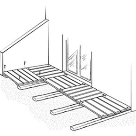 Installer Une Terrasse En Bois 1304 by La Pose D Une Terrasse En Caillebotis En Pas 224 Pas