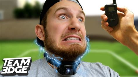 how to your with shock collar shock collar challenge