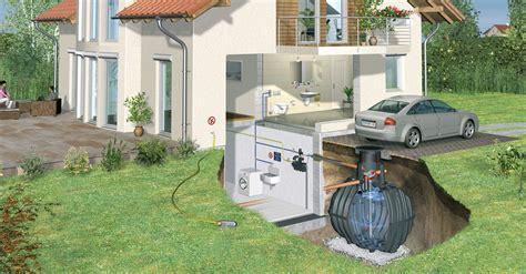 Regenwassernutzung Garten by Paket F 252 R Die Regenwassernutzung Garten Haus Graf