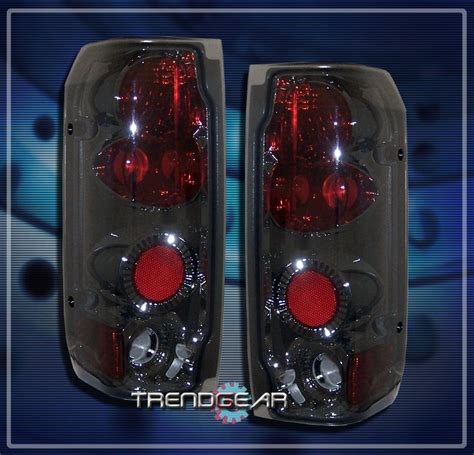 1996 f150 tail lights 1987 1996 ford f150 f250 f350 89 bronco pickup tail brake