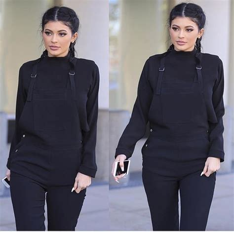 Overal Jp By Dady And blouse blouse black all black everything overalls