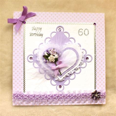 Handmade 60th Birthday Cards - pin by mandy freeman on a sle of my handmade cards