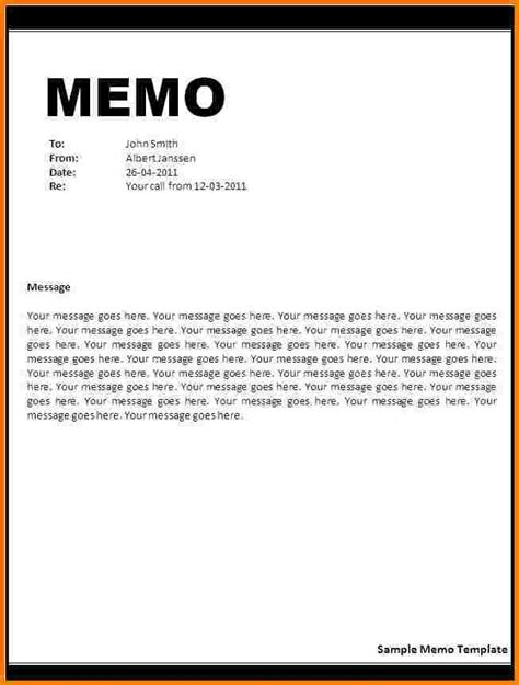 Memo Paper Template External Memo Templates Memos Can Be Used For Various Tasks Such As Alerting Colleagues To An
