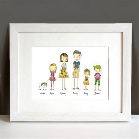 printable personalised poster 17 best images about personalised family prints on