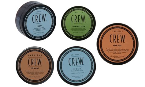 Cultusia Hair Pomade Color best of american crew styling products groupon