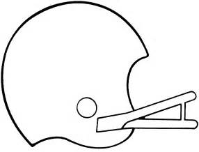 Football Helmet Outline Profile by Free Football Helmet Clipart Pictures Clipartix