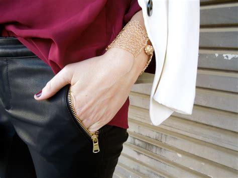 Trend Alert The Tuxedo Blazer by Trend Alert Tux Style Savvy Spice